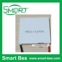 Smart Bes New high-power semiconductor thermoelectric cooler, TEC1-12715 40 * 40 full power thermoelectric