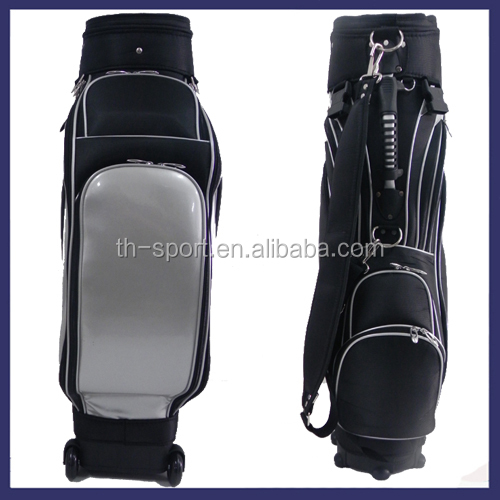 Multi Function Golf Bag With Wheels