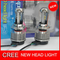 New Car Headlights Cree XML2 Chips