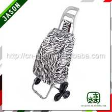 sturdy promotion shopping trolley bag colorful practical eva trolley luggage