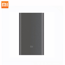 10000mAh Xiaomi Mi Power Bank 2 Quick Charge External Battery Supports 18W Fast Charging For Mobile Phones Portable Powerbank