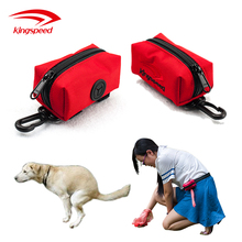 Amazon Most Popular Customize Dog Poop Bags Dispenser Pet Waste Bag Holder Leash Attachment