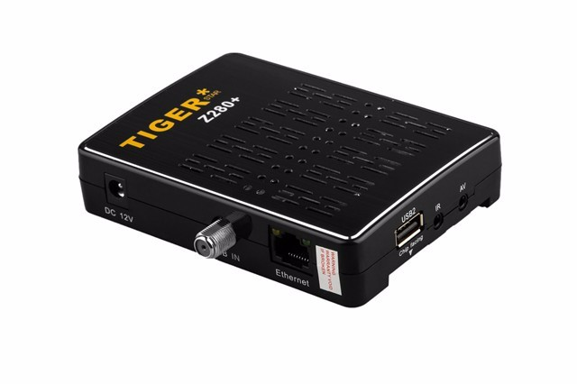 Full HD Tiger Star Z280 plus Digital Satellite Receiver support YouTuBe IPTV Satellite Receiver