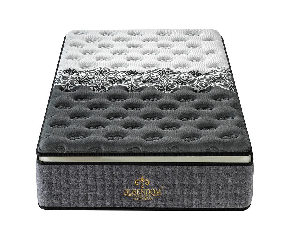 hot sale luxury compressed memory foam commercial comfortable spring mattress - Jozy Mattress | Jozy.net