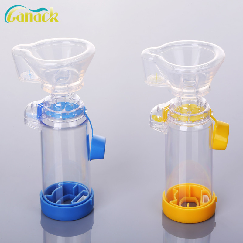 disposable medical supplies asthma spacer and aerosol holding chamber with great price