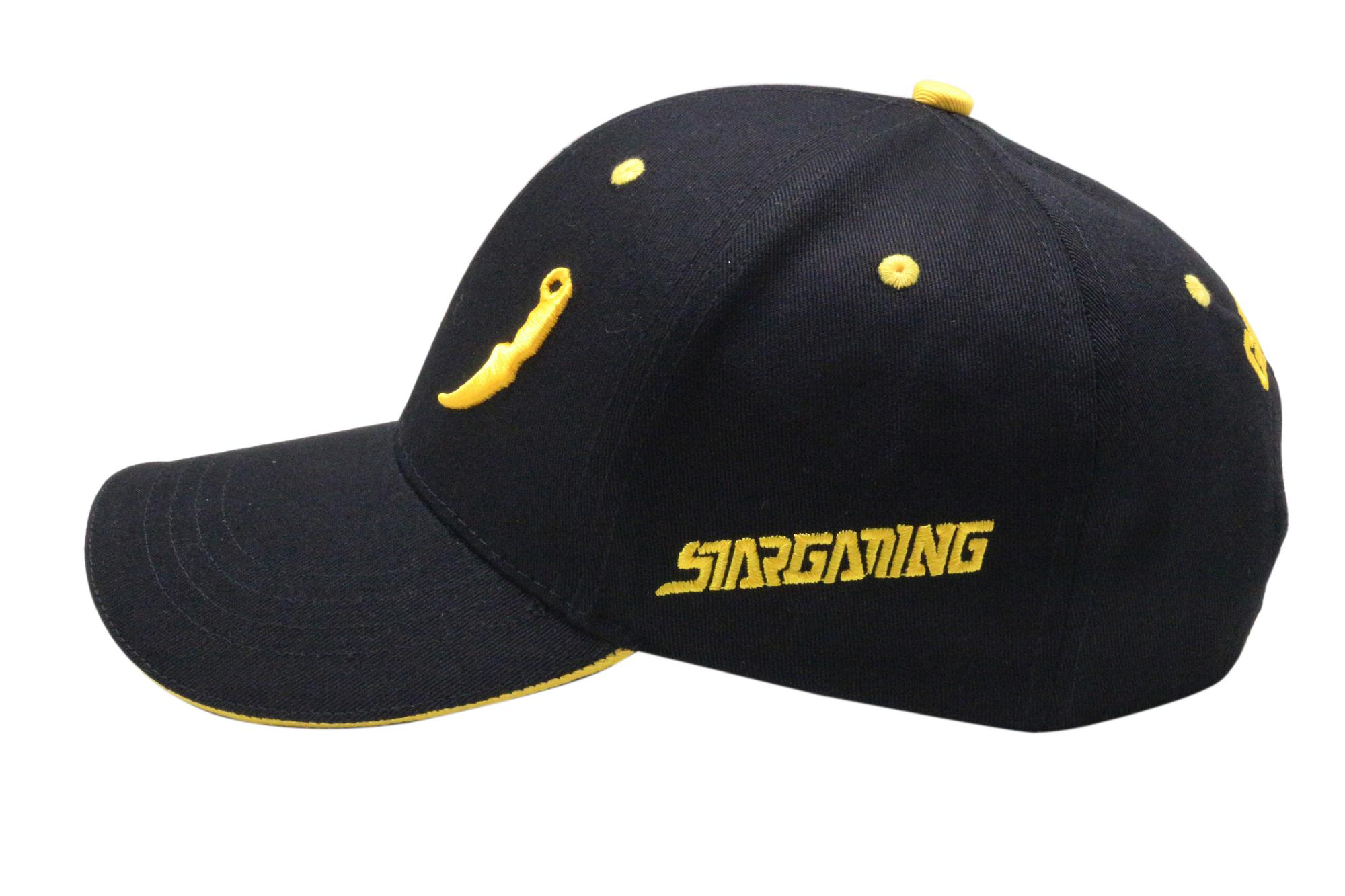 Factory Stock Embroidery Custom Baseball Gorra Hat