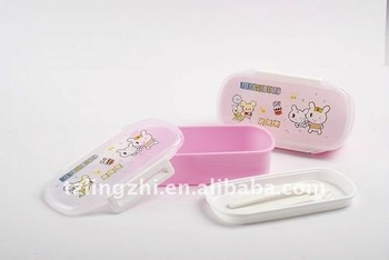 plastic children lunch box
