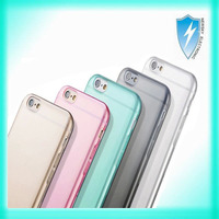 0.3mm thickness soft silicone tpu transparent clear crystal cell phone cases for Sony Xperia Z1 mini
