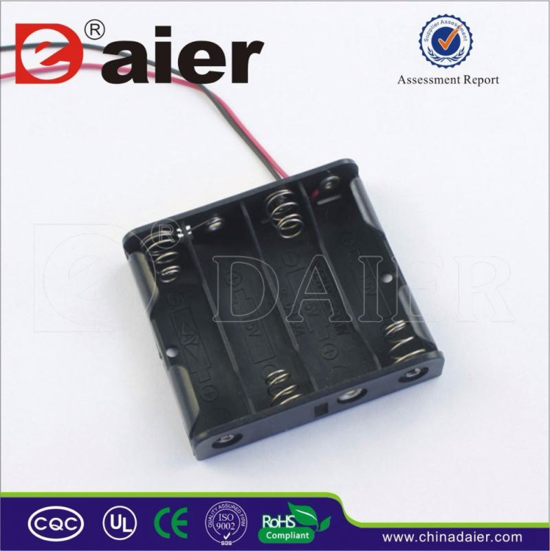 Daier battery casing