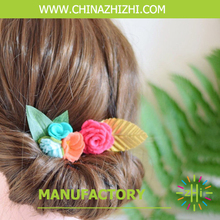 2017 New Style Cheap Popular Wedding Bridal Hair Accessories Girls Hair Headband For Kids