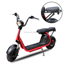 2018 Hottest powerful 1500w 60v citycoco 2 wheels electric mobility scooter electric bike