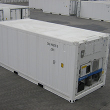 CSC certified 20ft cooling engine generator cold storage container