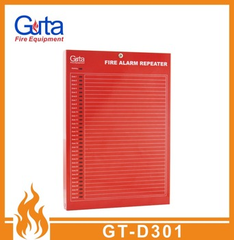 Fast Supplier 4 Wire Repeater Panel,Fire Alarm Annuciator Panel