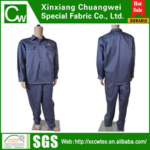 100% cotton flame retardant uniform smocks for industrial workers