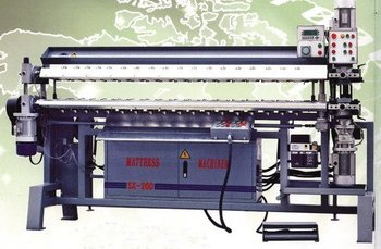 Bonnel Spring Assembling Machine