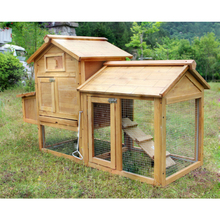 wholesale quality waterproof outdoor large folding chicken coop cages