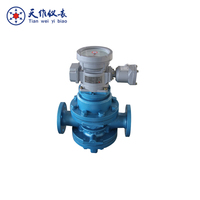 mechanical heavy oil fuel rotor flow meter with CE Approved
