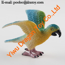 small plastic toy birds made in china