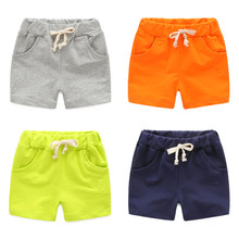 Wholeslale Latest Kids Modeling Clothes Boys Fancy Summer Wear Sports Shorts