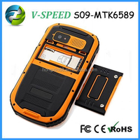 New arrival S09 IP68 Quad Core IP68 waterproof smartphone best rugged mobile phone india