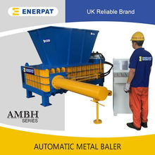 Steel Cans Baler Machine Price With UK Design And Aluminum Can Press Machine And Aluminum Can Recycling Machine
