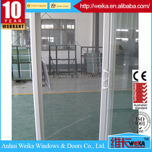 Hot sale top quality best price upvc balcony door