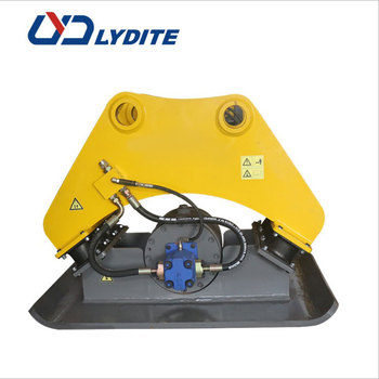 LYD exported hydraulic vibrate ripper of excavator attachments kubota hydraulic compactor and hydraulic plate compactor for sale