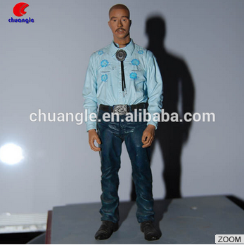 Custom Realistic Human Being Figure Crafts Wholesale 3D miniature figure
