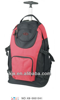 laptop trolley backpack wheeler backbag on wheels
