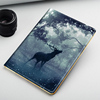 Smart Case Trifold Stand PU Leather Microfiber Material Hard Back Cover Case For iPad Pro 10.5 inch
