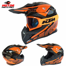 ABS Safety off road motocross BMX motorcycle helmets for KTM