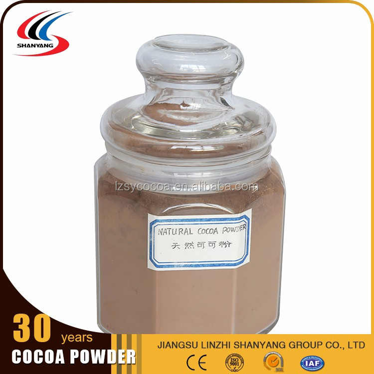 Cheap chocolate butter frosting PH5.0-5.6natural cocoa powder for hot drinking