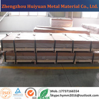 ASTM Standard 5083 H22 Alloy Aluminum Sheet for Boat