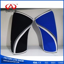 Hot on Google colourful thick extension knee brace, sports knee support, high quality knee guard