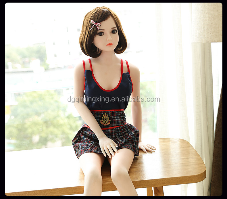 High quality and cheap 140cm real entity sexy adult men really love dolls sex doll product silicone sex dolls