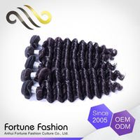Quick Lead Can Be Dyed Permanent Human 9A Famous Peruvian Bulk Hair Prices