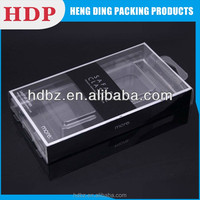 Customized Plastic USB packaging box Wholesale