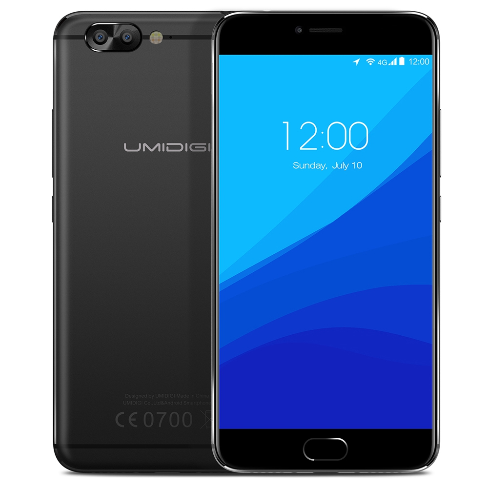 Umidigi Z Pro Unlocked Mobile Phone zpro 3D Capture 13MP Smartphone 5.5' MTK Helio X27 Deca core 4G RAM 32G ROM FHD Cell Phone