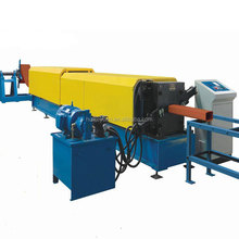 Cold Rolled Machine for Rain Gutter , Round gutter making machine
