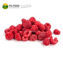 Chinese Snacks Dried Strawberries Blueberries Wholesale Freeze Dried Fruit Raspberries