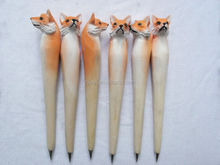 cute stationery promotion pens wholesale animal pen dog