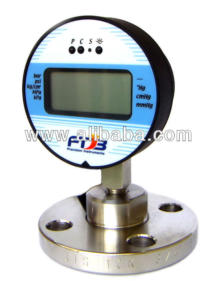 Digital Pressure Gauges, Digital Pressure Switches, Gauges