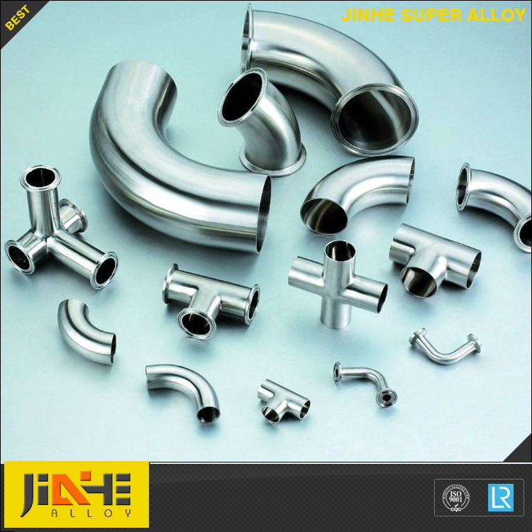 nickel alloy bellmouth pipe fitting
