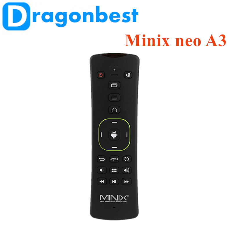 Minix neo A3 Wireless air mouse home theater projectors remote Dedicated multimedia key pad Keyboard with Voice