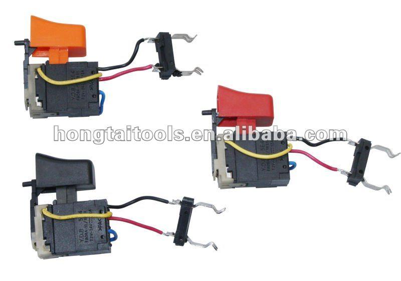 Professinal interruptor taladro inalambrico herramientas y - Precio de taladros ...