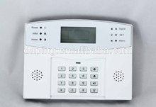 gsm wireless in home burglar security alarm system for building
