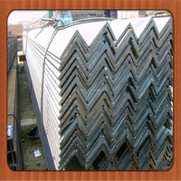 High Quality Unequal Hot Rolled Steel Angle , Q235B/SS400 / A36 /S235JR