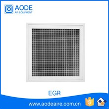 Hvac Conditioning Aluminum Eggcrate Grille