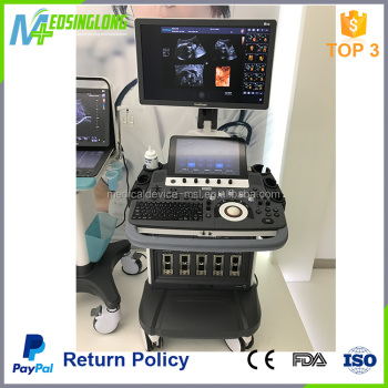 New arrival professional 4d imaging diagnostic ultrasound sonoscape S50