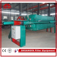 High Quality Plate And Frame Filter Press Machine,Cast Iron Filter Press With Long Service Life